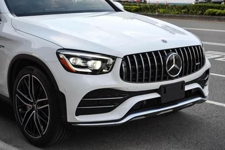 GLC43 COUPE 4MATIC AMG