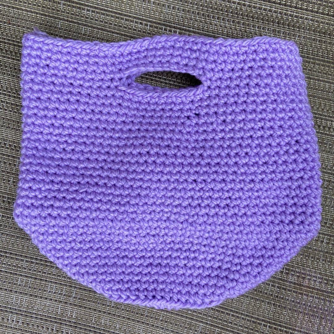 Hand made Crochet basket