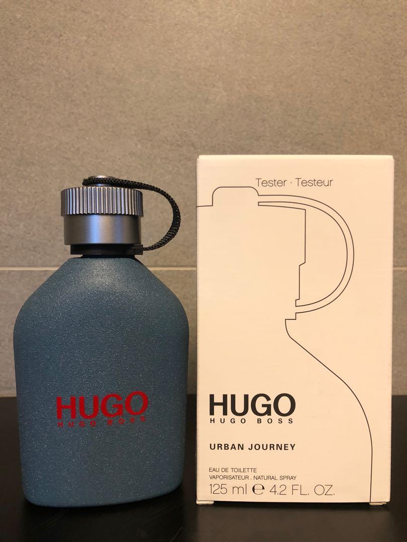 hugo boss urban journey