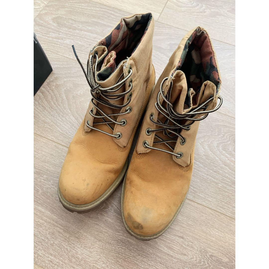 Man's Timberland Classic boots
