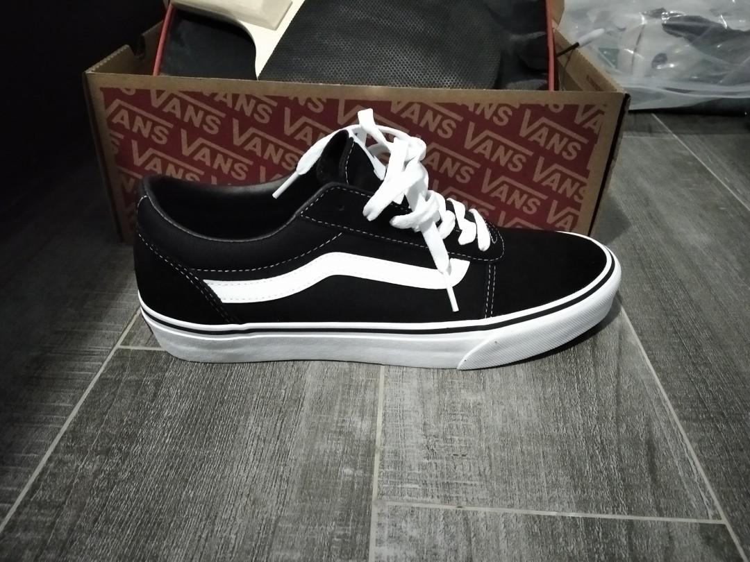 new vans canvas shoes, Men's Fashion
