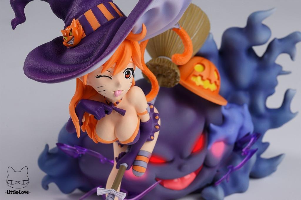 Preorder Halloween 2020 Figure PRE ORDER] ONE PIECE: NAMI   HALLOWEEN COSTUME SERIES #2 FIGURE