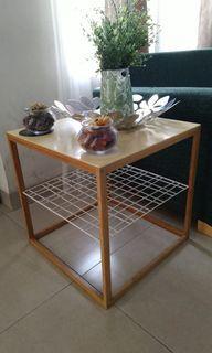 Side table IKEA bahan bambu