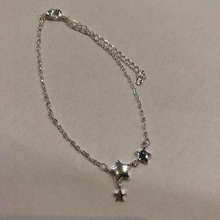 Star Chained Anklet