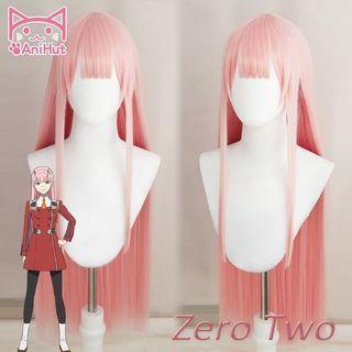 Zero Two wig