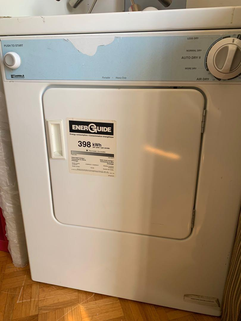 $150 Dryer - Like Brand New !!