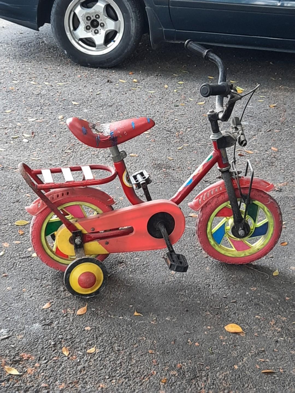 徵求   12吋兒童腳踏車  詳細看介紹