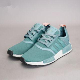 Adidas-NMD Boost R1寶石綠