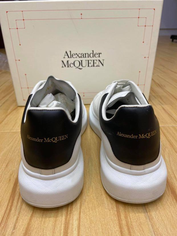 Authentic Alexander McQueen Size 9 With