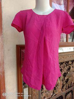 Blouse Pink fanta FAME