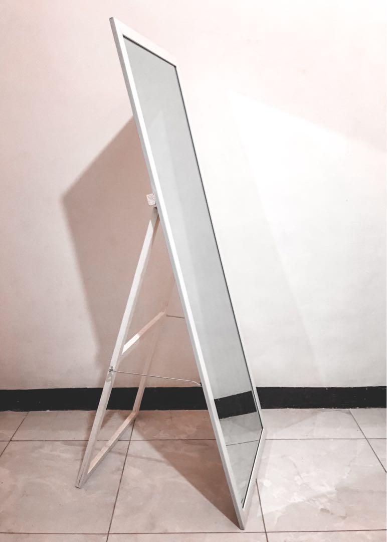 cermin kaca standing ukuran 40x120