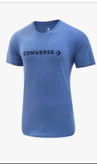 (REPRICE) Converse Tshirt Sports Unisex