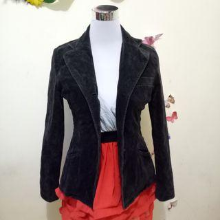 CULDOROY CLOTH TYPE WOMEN'S COAT
