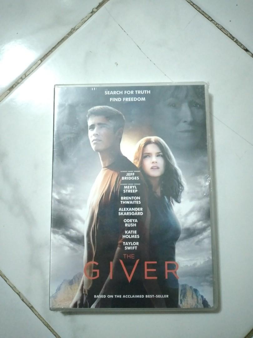 Dvd The Giver