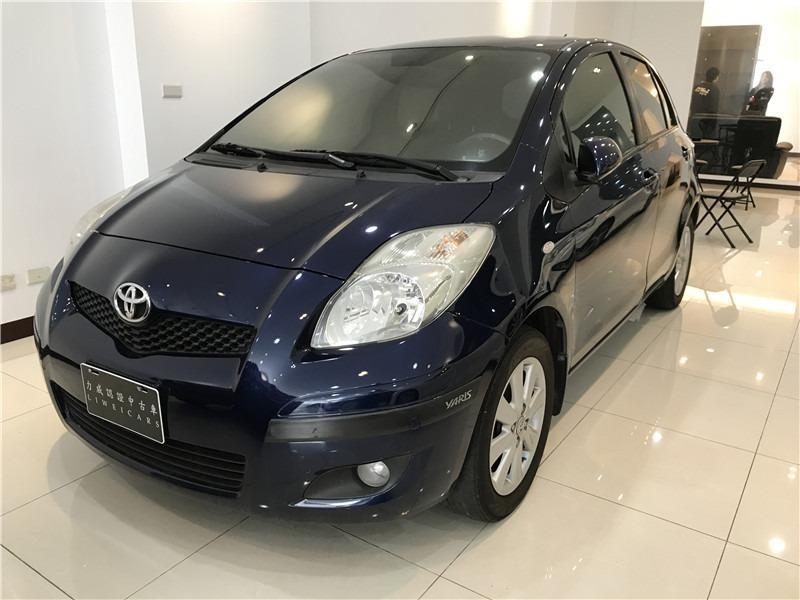 FB搜尋【世康中古車買賣】《熱門車款》2010年 豐田 yaris