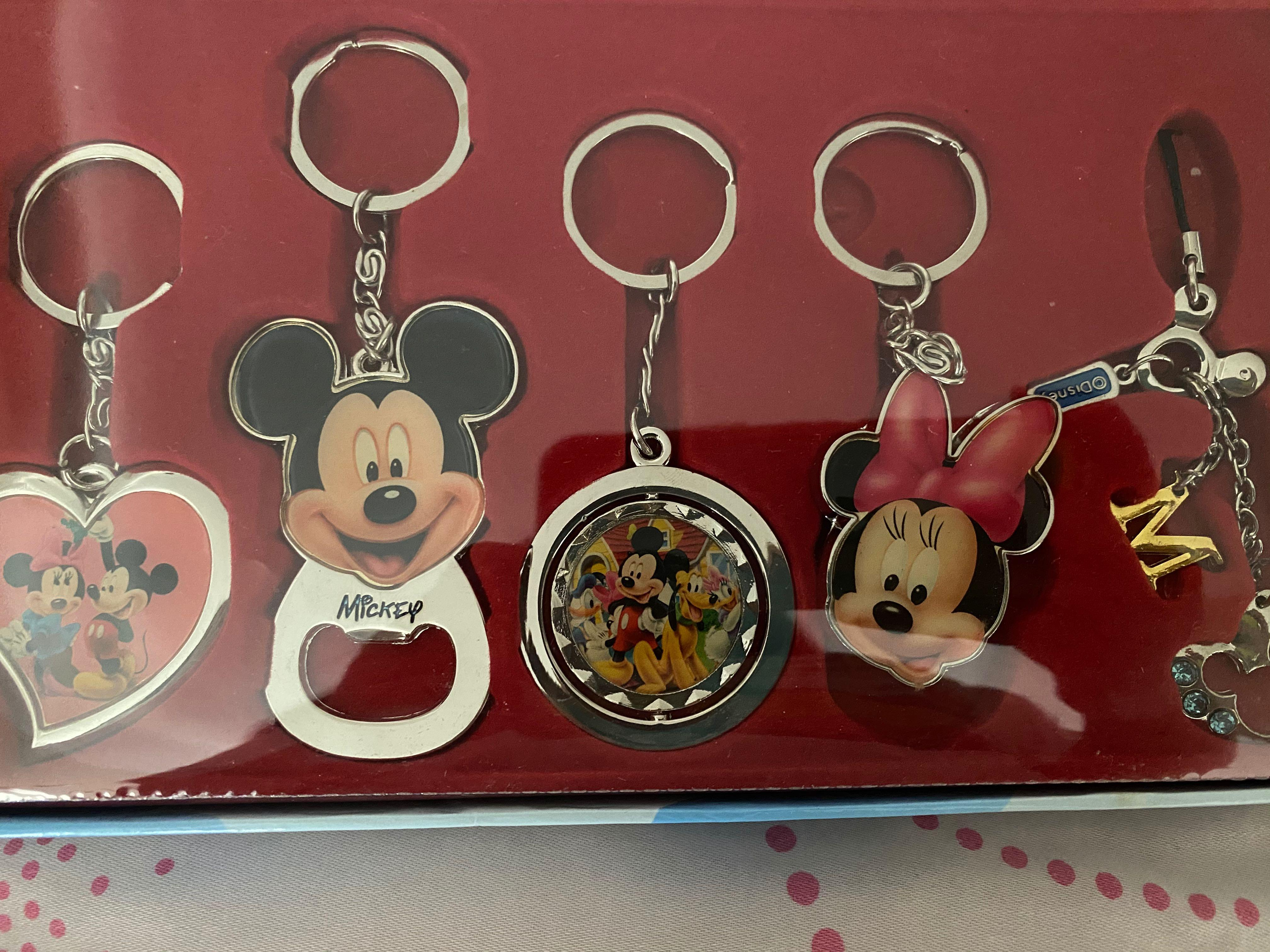Gantungan Kunci Disney Hongkong