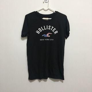 Hollister 近全新 繡花上衣 s碼//紐約購入 #newstart