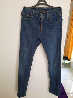 levis jeans 510 man