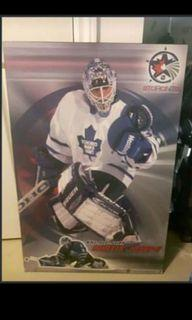 NHL Curtis Joseph thick heavy poster