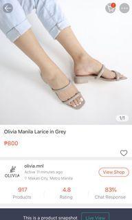 Olivia Gray Sandals