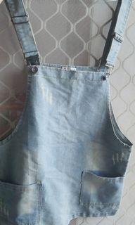 OVERALL JUMPSUIT ROK JEANS