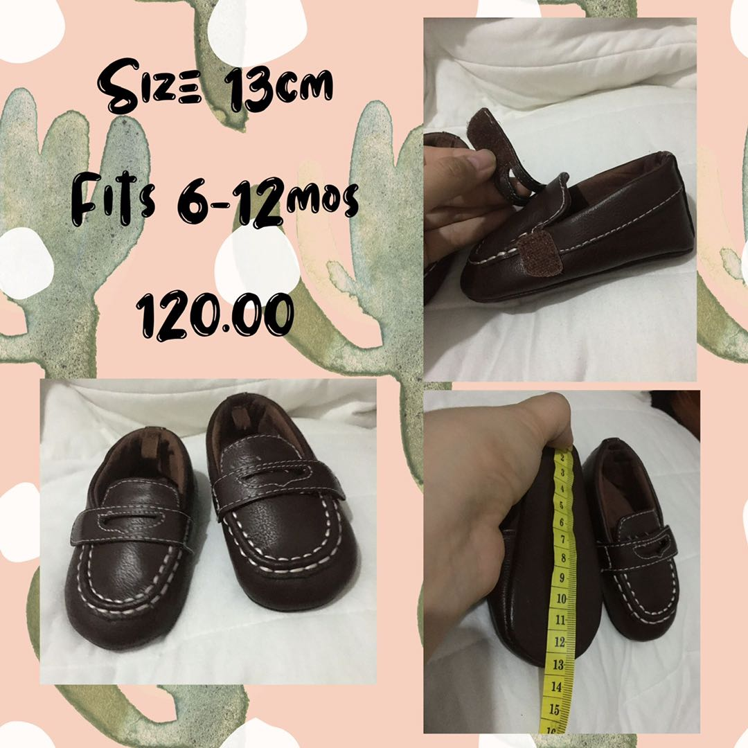Preloved Formal Shoes for Baby Boy