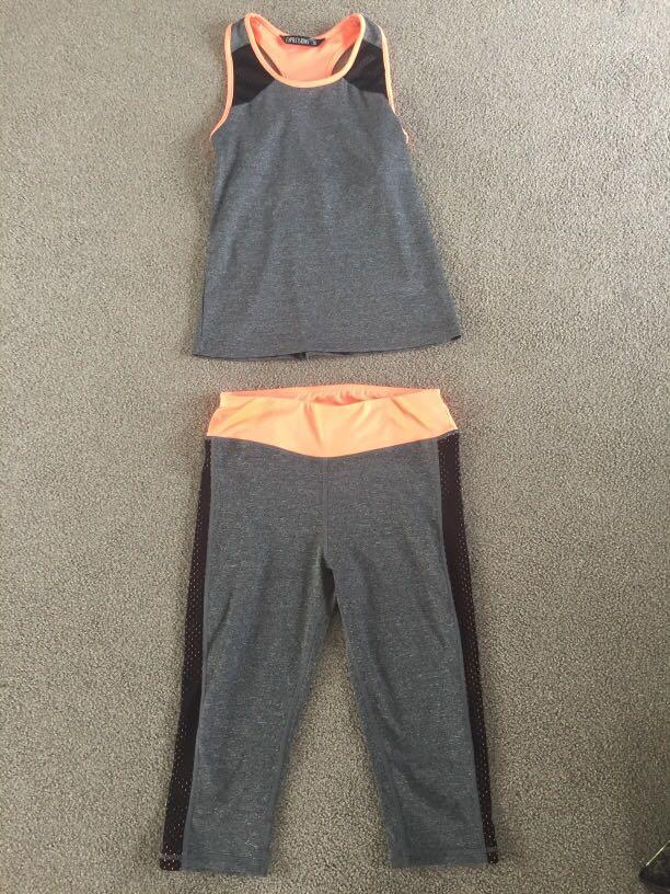 Singlet and leggings SET