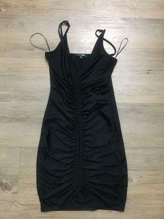 Small mini dress