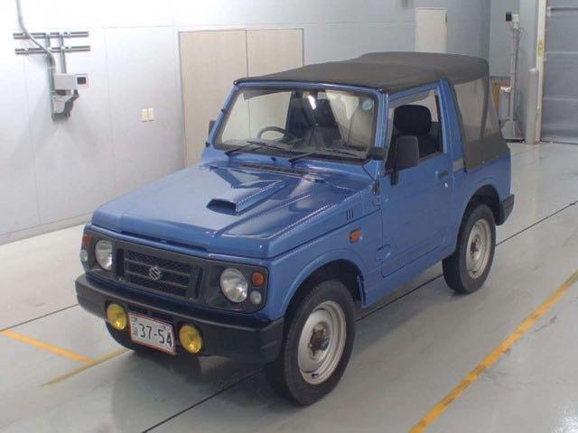 Suzuki Jimny 4WD Manual
