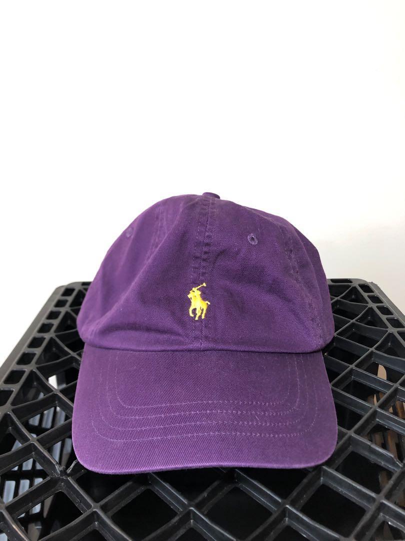 Vintage Polo Dad Hat