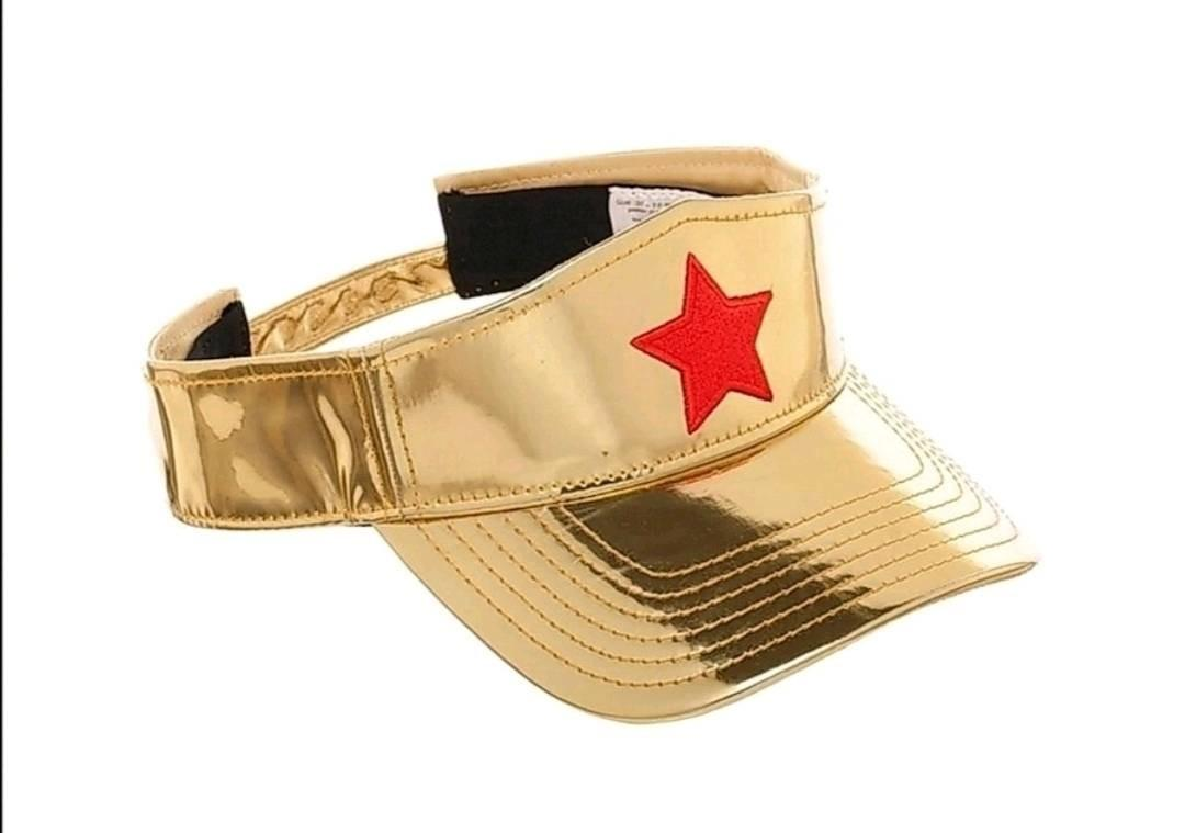 Wonder Woman official visor