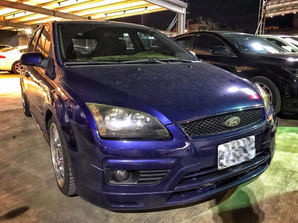 2008年 Focus 藍