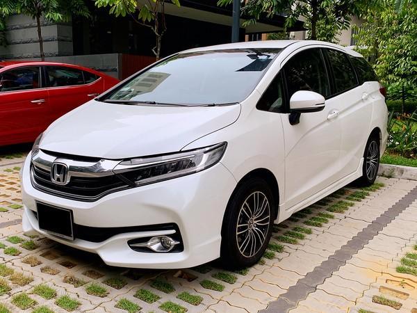2020 Toyota Sienta Hybrid / Honda Fit/ Honda Shuttle For ...