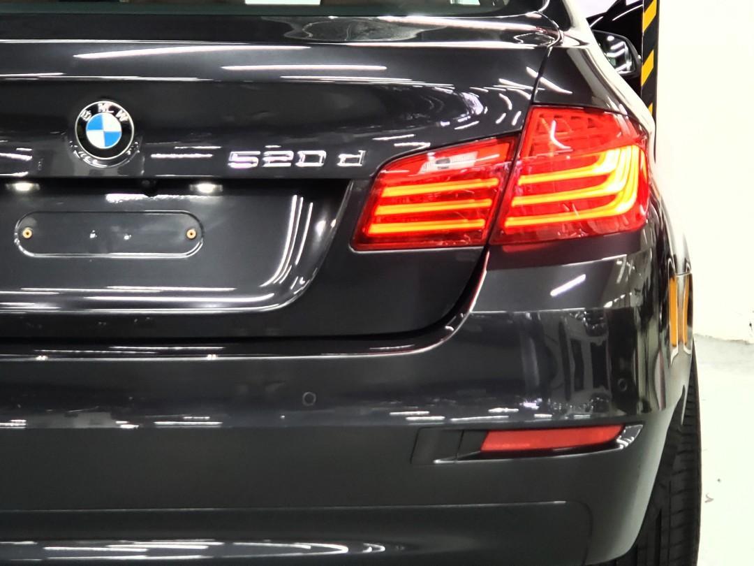 BMW 520d Sedan (A)