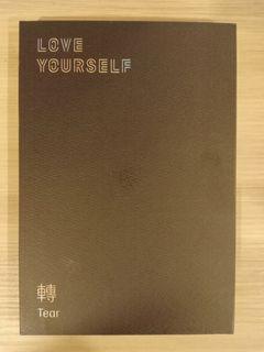 BTS Love Yourself: TEAR [R Ver.]