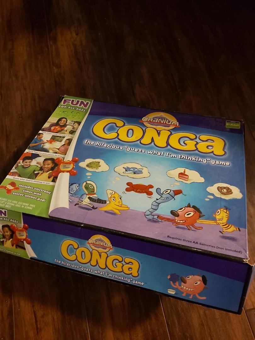 Conga game