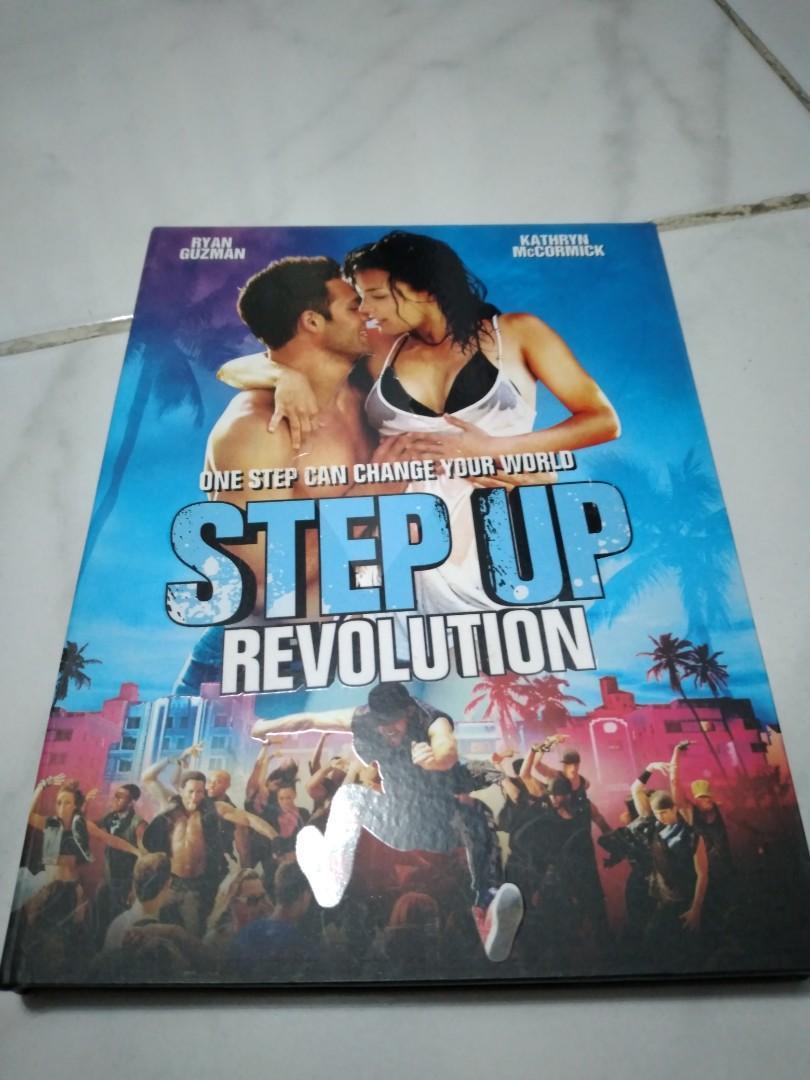 Dvd Film Step Up Revolution #LebihNyaman