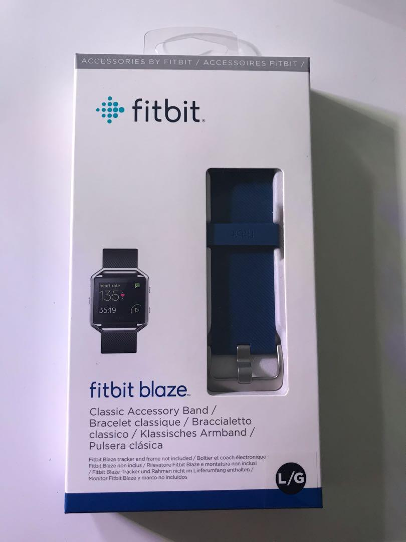 Fitbit blaze accessory band