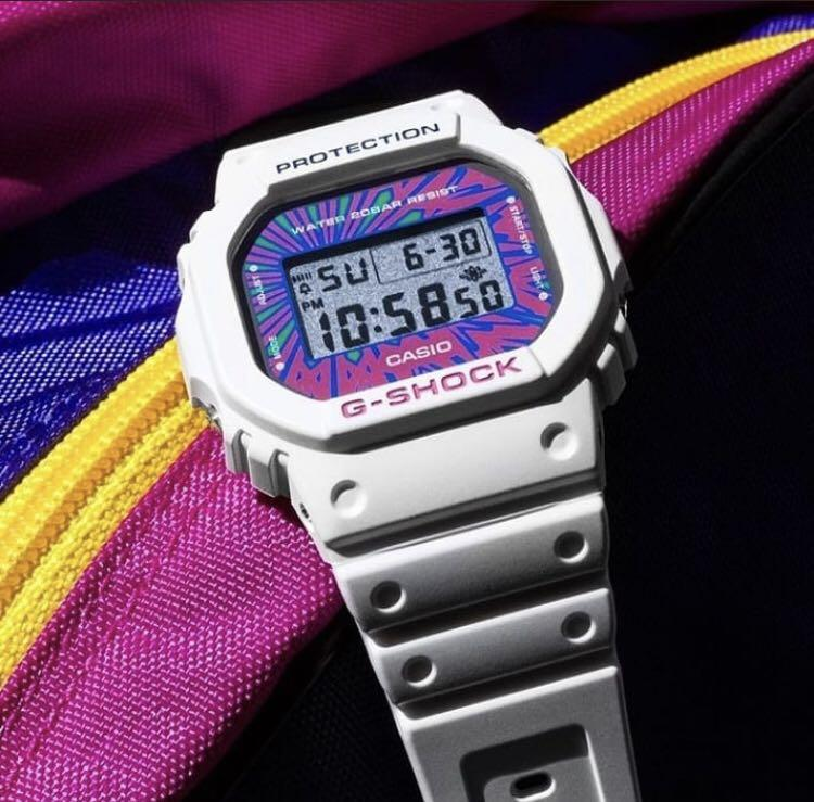 G-Shock DW-5600DN-7JF, Men's Fashion, Watches on Carousell