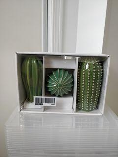IKEA Cactus Decor (Set of 3)