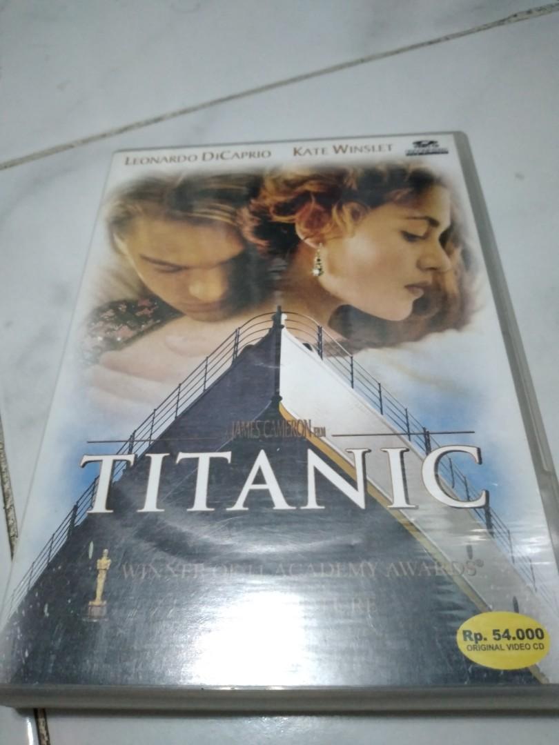 Kaset Vcd Titanic #LebihNyaman