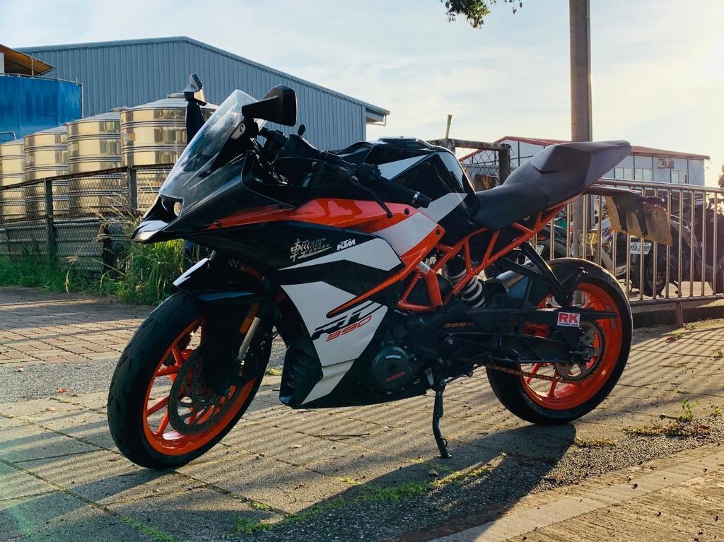 「售」KTM RC390