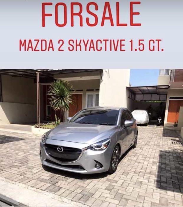 Mazda 2 Skyactive 1.5 GT
