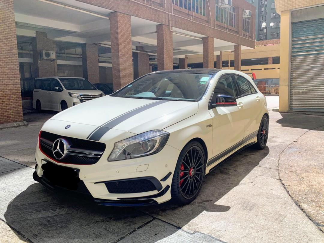 Mercedes-Benz A45 AMG EDITION  1 AMG 4Matic Auto
