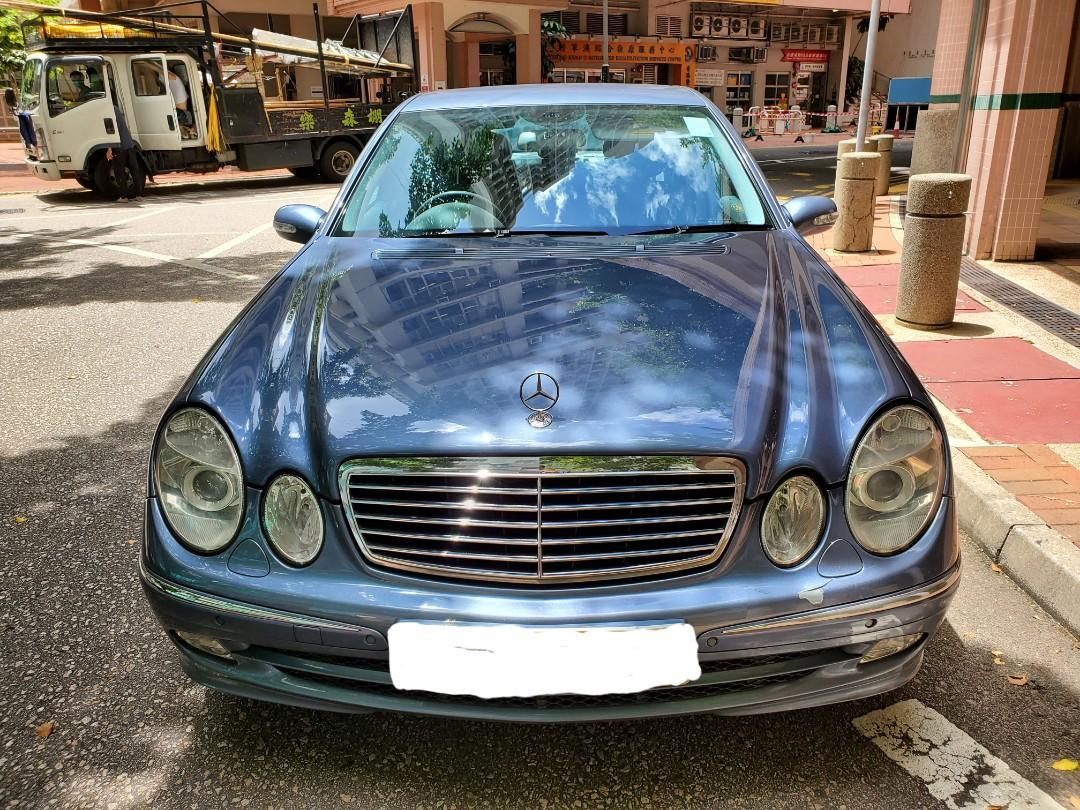 Mercedes-Benz E320 Avantgarde Auto