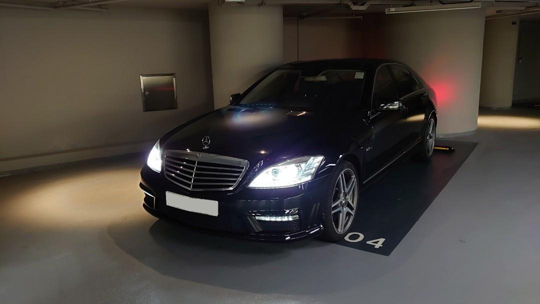 Mercedes-Benz S 63 AMG Auto