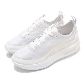 Nike 休閒慢跑鞋 Wmns Air Max Dia SE 全白 女鞋 AR7410-105 【ACS】