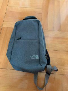 罕有韓國North face shoulder bag 斜咩袋,單邊袋,側孭袋