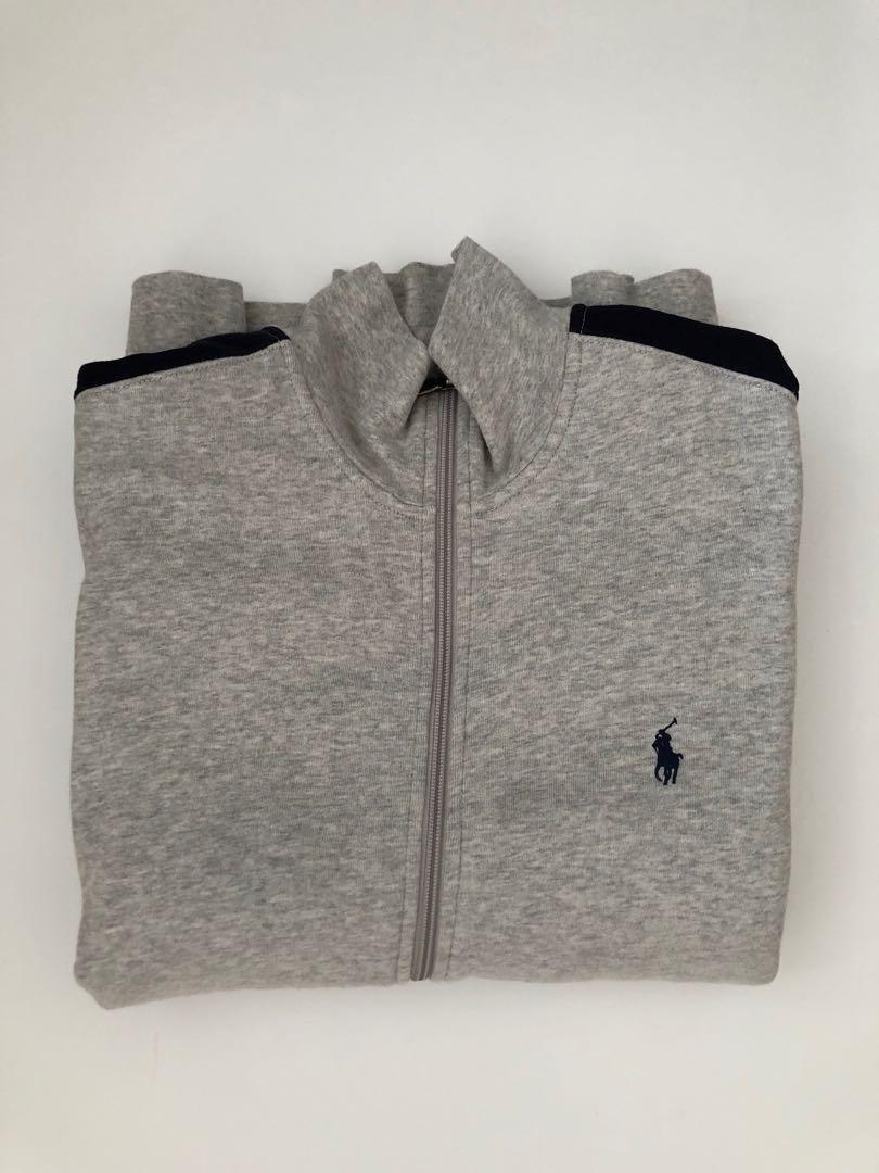 Polo by Ralph Lauren: Zip-Up Sweater Size Medium