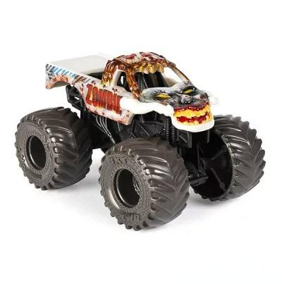 Ready Stock Monster Jam 1 70 Spin Master Zombie Single Pack Toys Games Diecast Toy Vehicles On Carousell